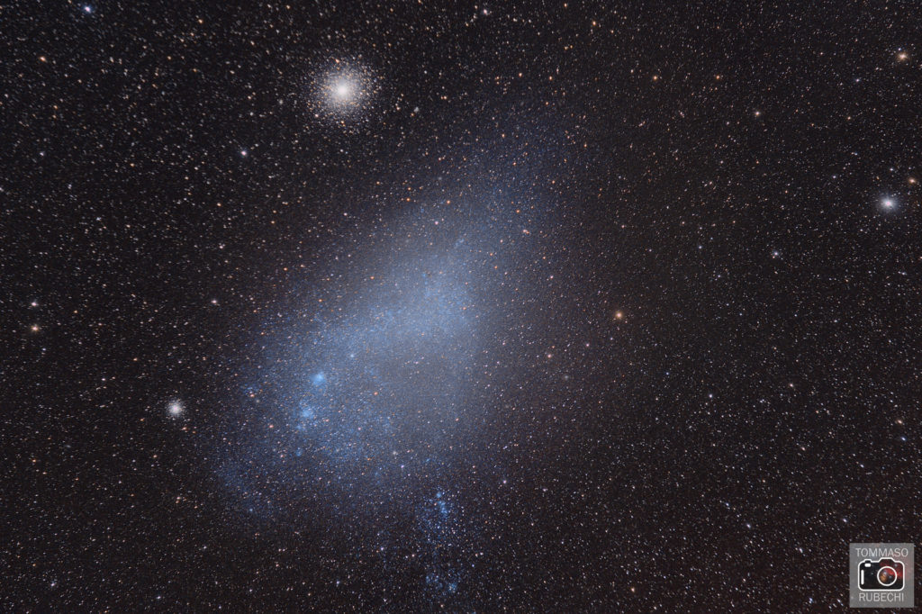 small magellanic cloud and 47 Tucanae