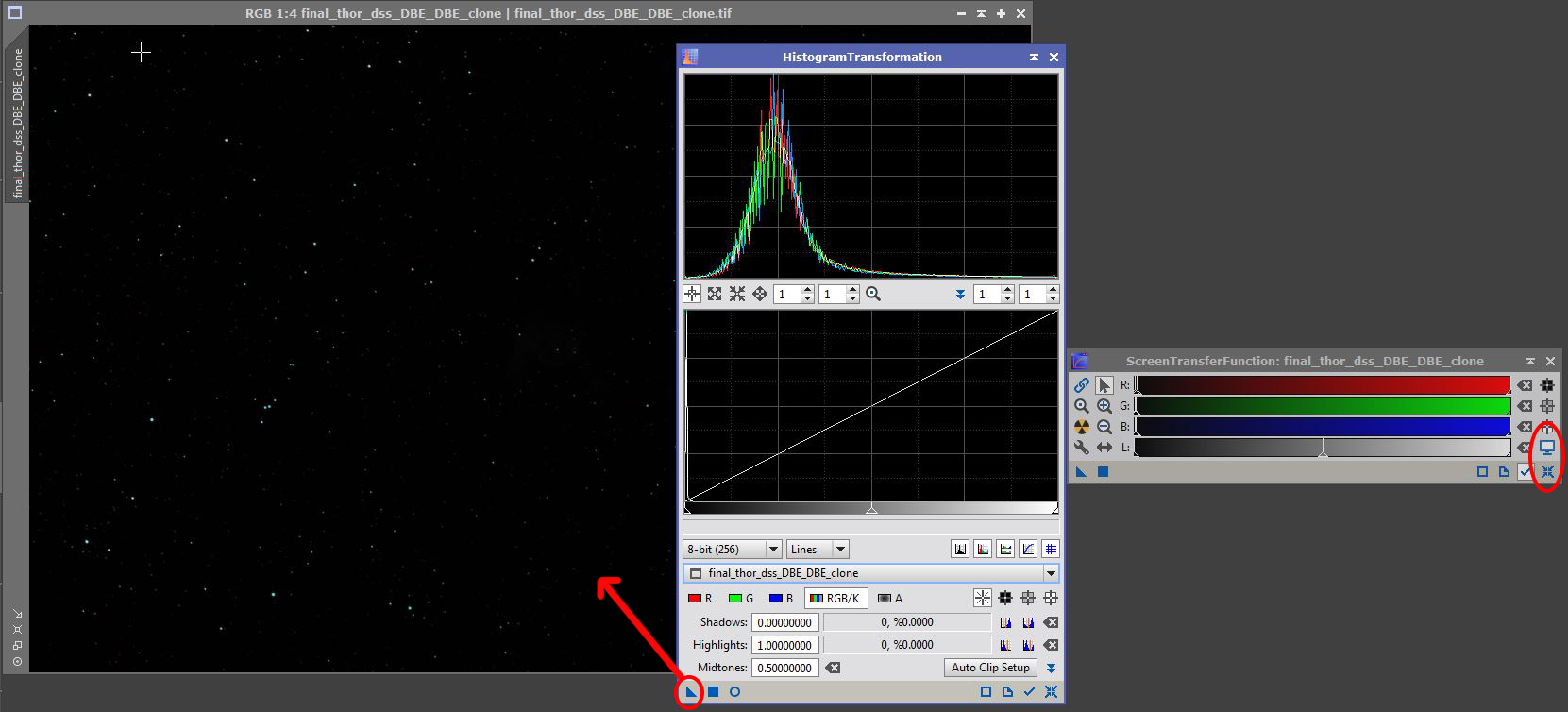 tutorial pixinsight