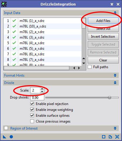 tutorial pixinsight