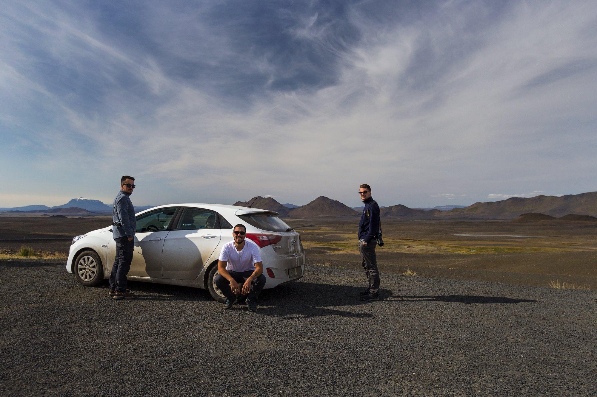 Islanda - road trip