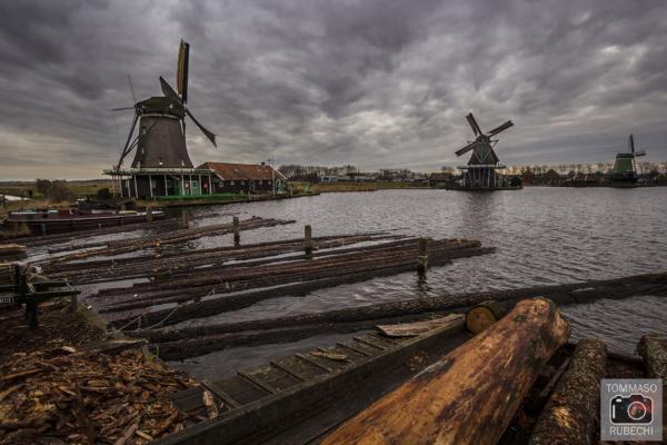 Zaanse Schans, Olanda