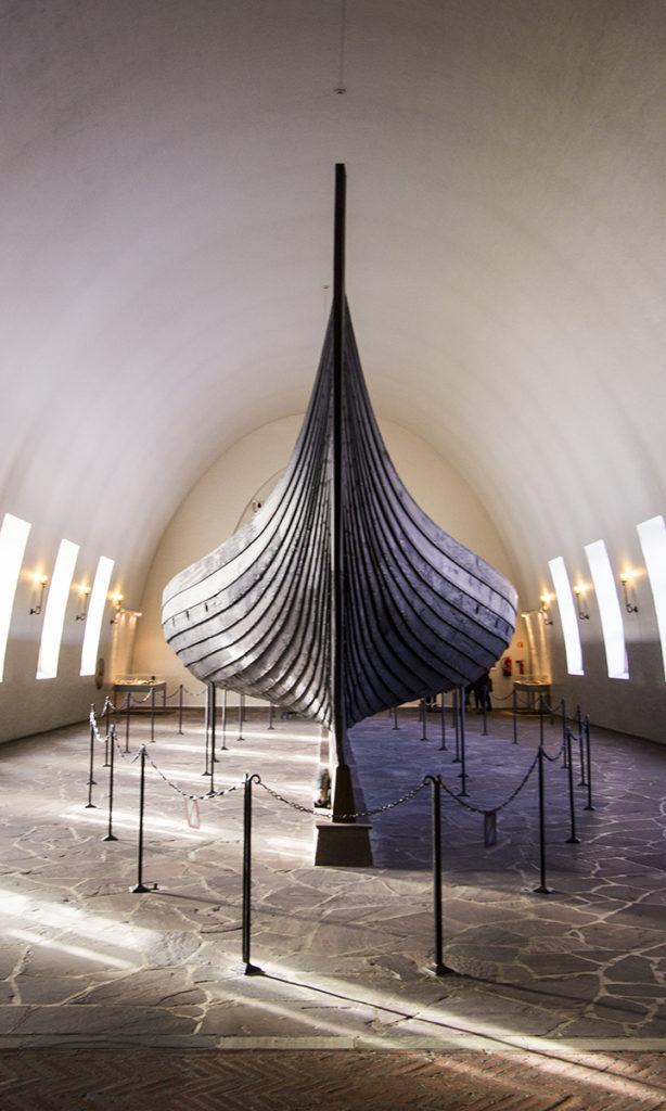 museo delle navi vichinghe di Oslo