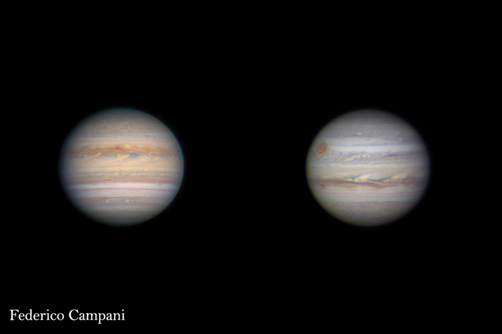 Jupiter from Federico Campani