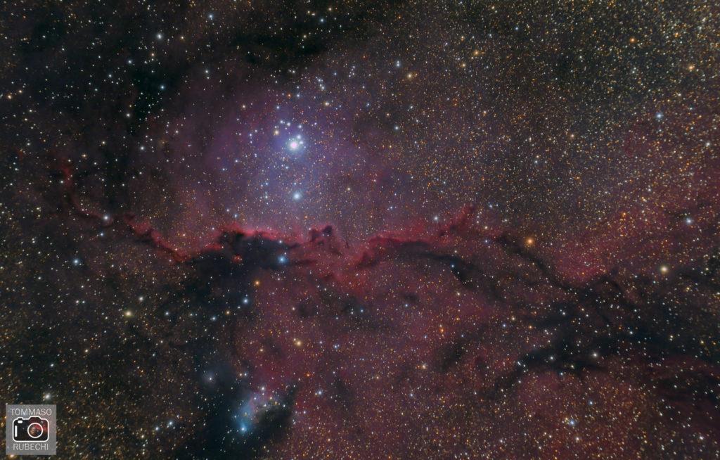 NGC 6188 and NGC 6193